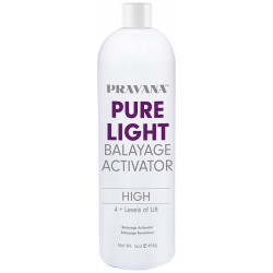 Pravana Pure Light Balayage Activator High Litre
