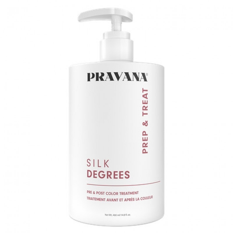 Pravana Silk Degrees Prep & Treat 460ml