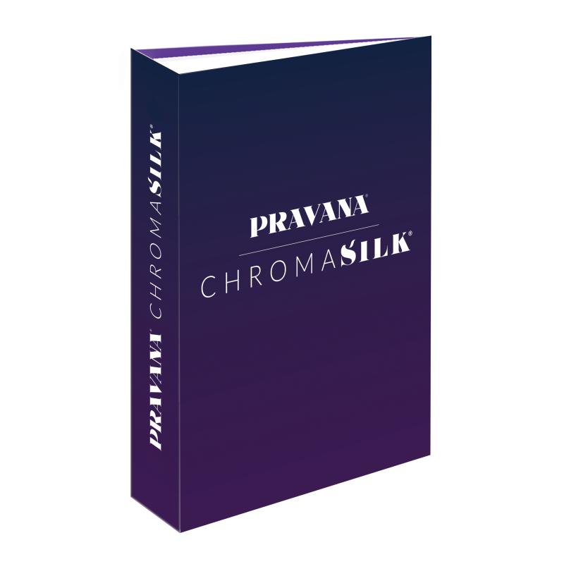 Pravana ChromaSilk Swatch..
