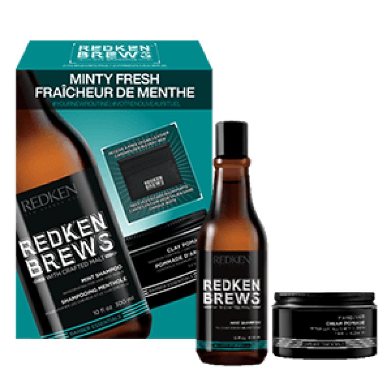 Redken Brews Minty Fresh Spring Kit