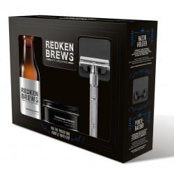 Redken Brews Hair Boosting Proud Dad Pack