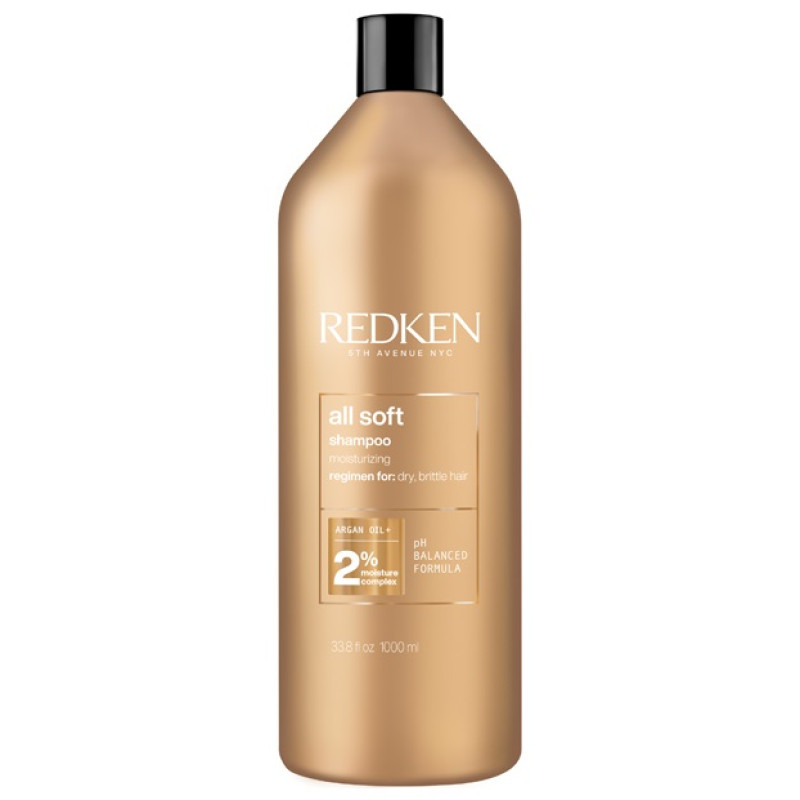 Redken All Soft Shampoo L..