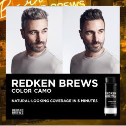 Redken Brews Color Camo Intro 2020