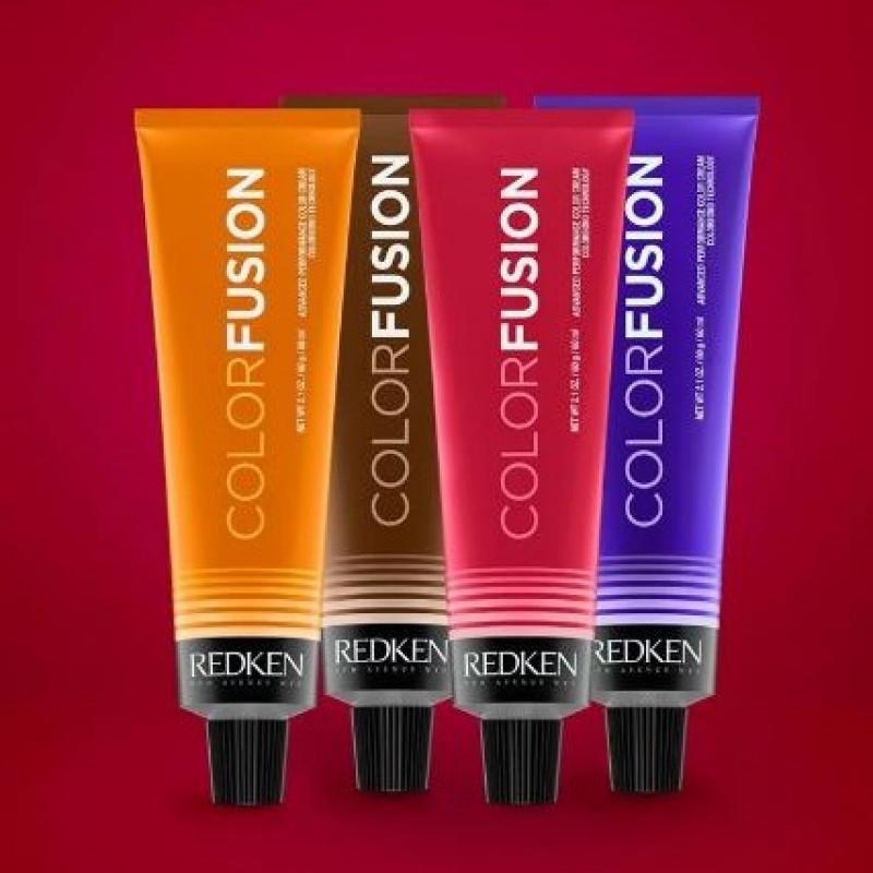 Redken Color Fusion Intro..