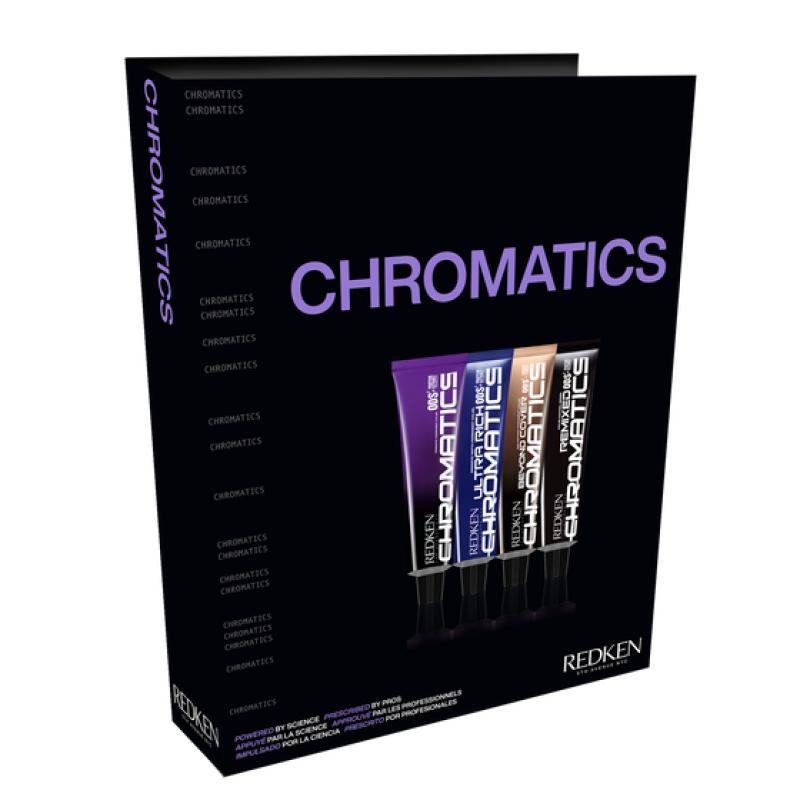 Redken Chromatics Swatch ..