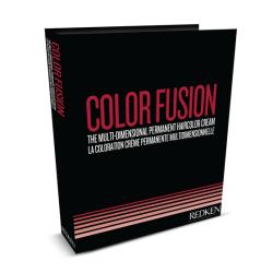 Redken Fusion Swatch Book 2019