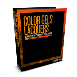 Redken Gels Lacquers Swatch Book 2020