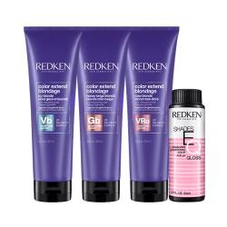 Redken Find Your Unique Blonde Deal Sep2021