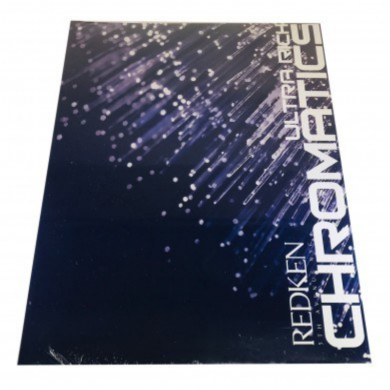 Redken Ultra Rich Swatch Book 2020