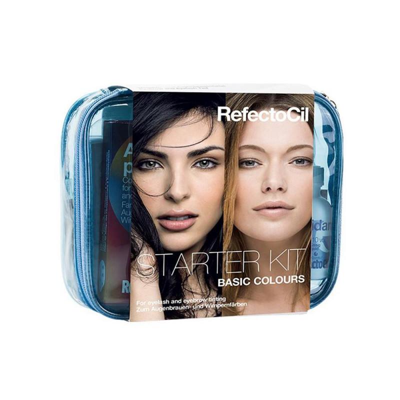 RefectoCil Pro Tinting Starter Kit Basic