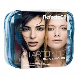 RefectoCil Pro Tinting Starter Kit Basic Colors