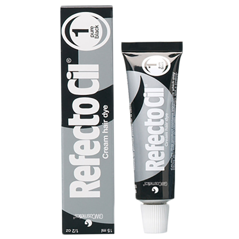 RefectoCil Tint Pure Blac..