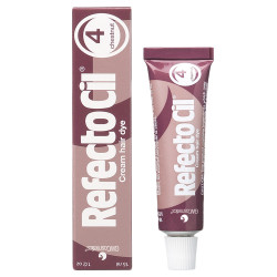 RefectoCil Tint Chestnut #4 15ml RC5740
