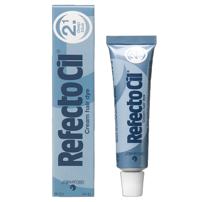 RefectoCil Tint Deep Blue..