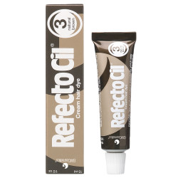RefectoCil Tint Natural Brown #3 15ml RC5730