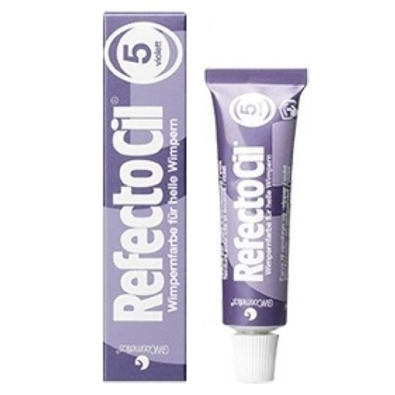 RefectoCil Tint Violet #5 15ml *