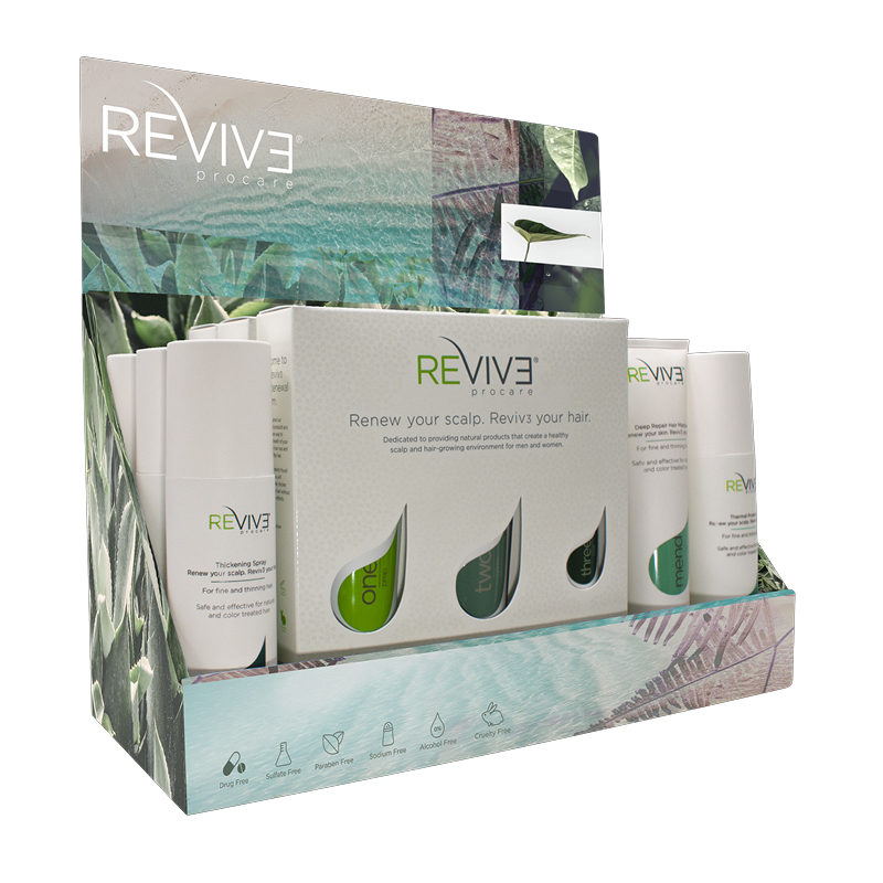 Reviv3 Procare Counter Display K