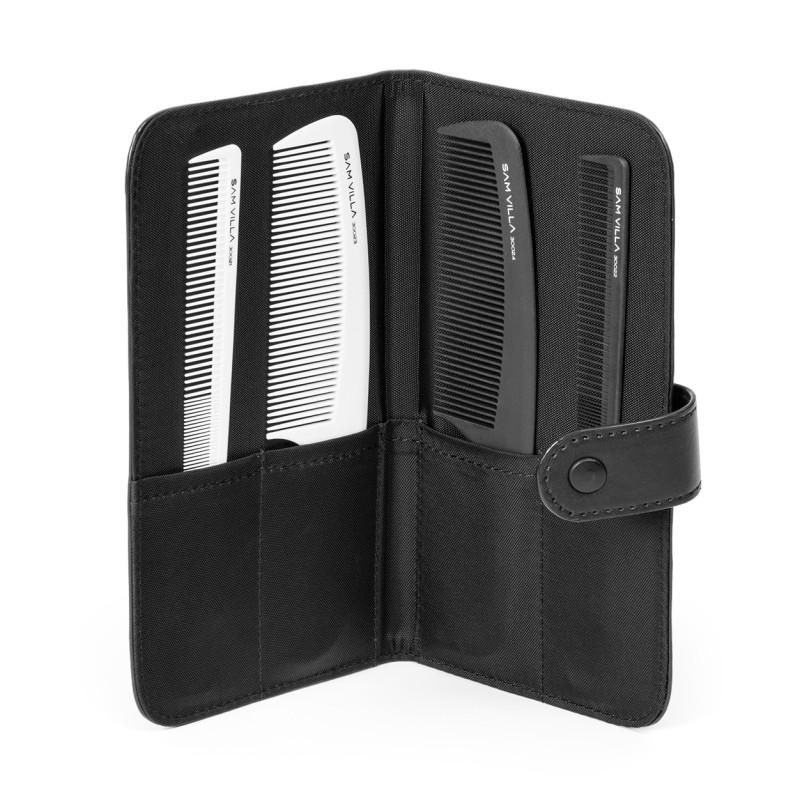 SV Artist Series 4pc Comb Set/Case 30020