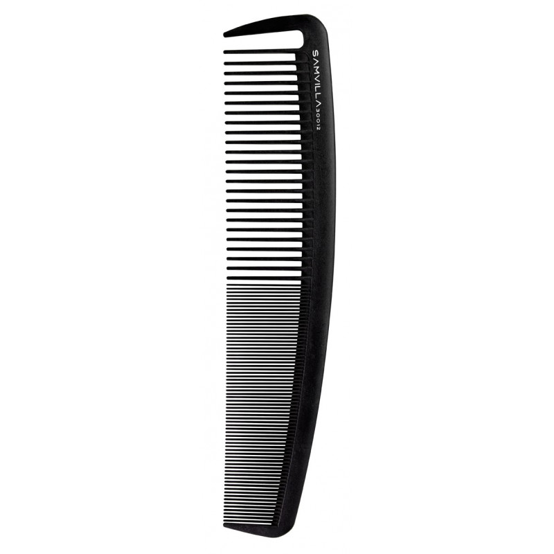 SV Signature Wide Cutting Comb Black 300