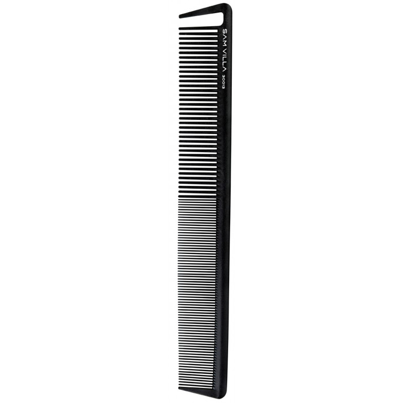 SV Signature Long Cutting Comb Black 300