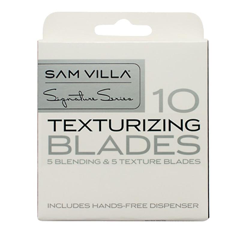 SV Texturizing Guarded Razor Blades 2012