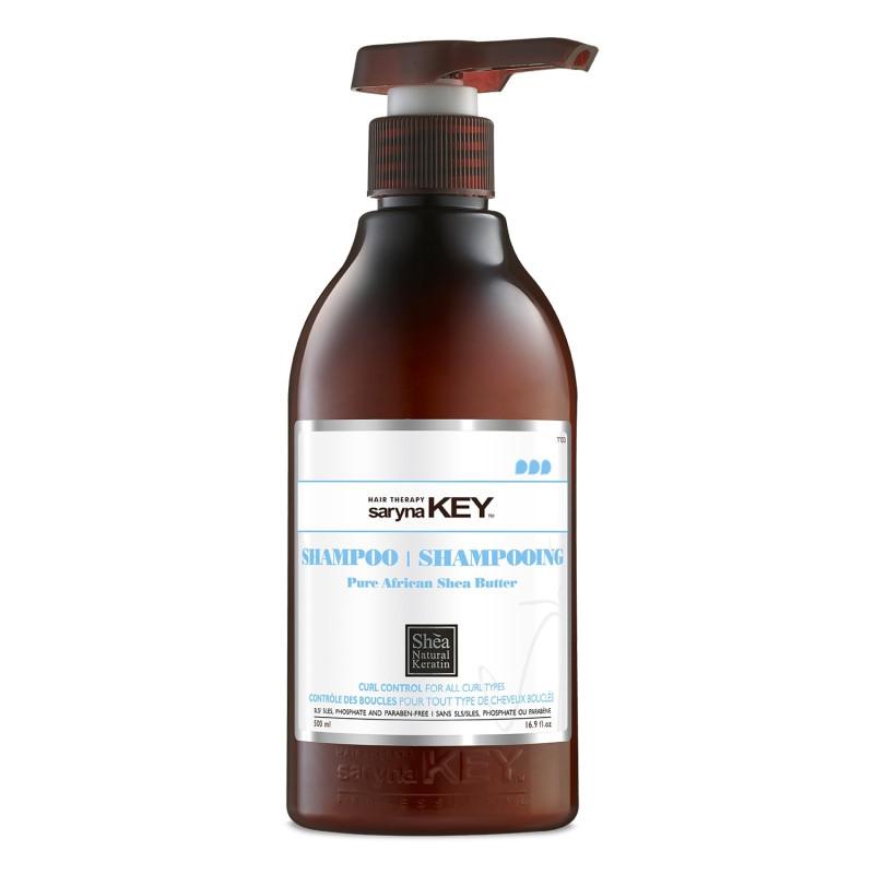 Saryna Key CC Shea Shampoo 500ml