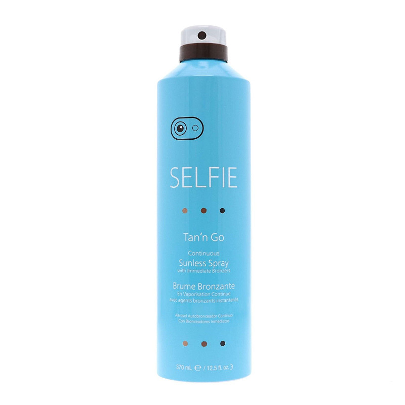 Selfie Continuous Sunless Spray 12.5oz S