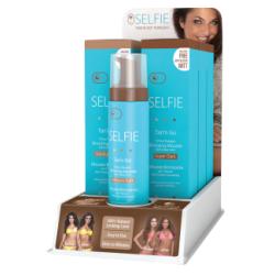 Selfie Bronzing Mousse 7pc Display STGS11-503