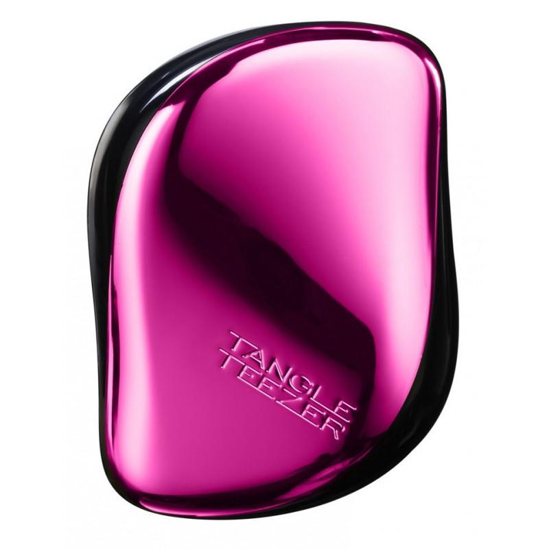 Tangle Teezer Compact Styler Pink Chrome