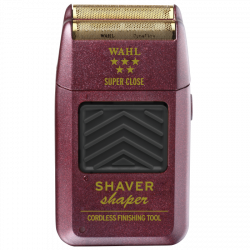 Wahl 5 Star Shaver Shaper Burgundy 55602