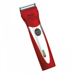 Wahl Chromado Lithium Cordless Clipper Red 56352 *