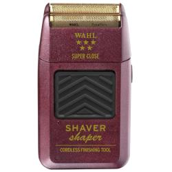 Wahl 5 Star Shaver Shaper Burgundy 55602