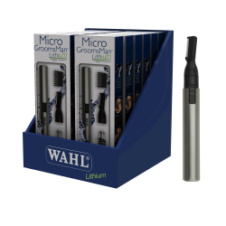 Wahl Micro Groomsman 12pc Display 3049 LE