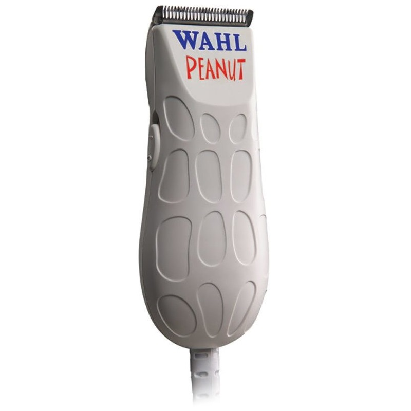 Wahl Peanut Trimmer White w/4 guide 5611