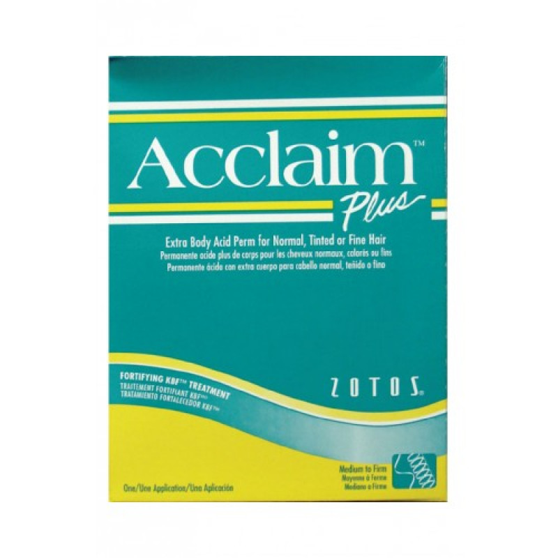 Acclaim Plus Extra Body A..