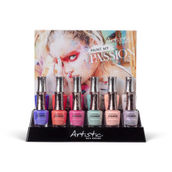 Artistic Spring 2019 Paint Passion Mix Display LE
