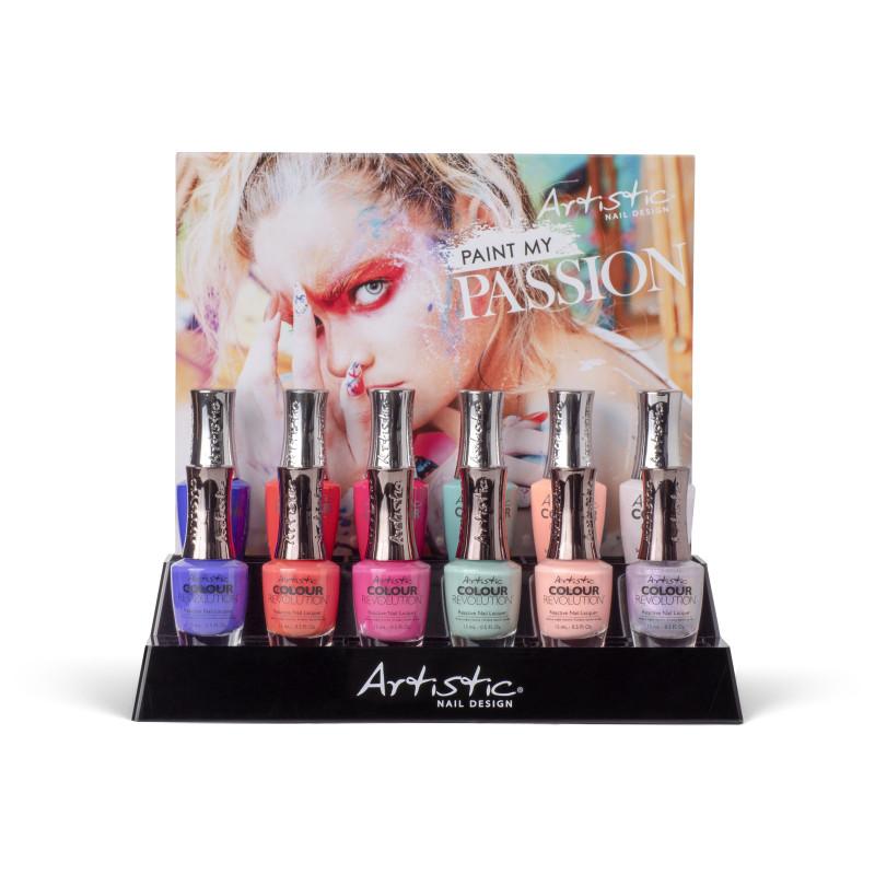 Artistic Spring 2019 Paint Passion Mix D