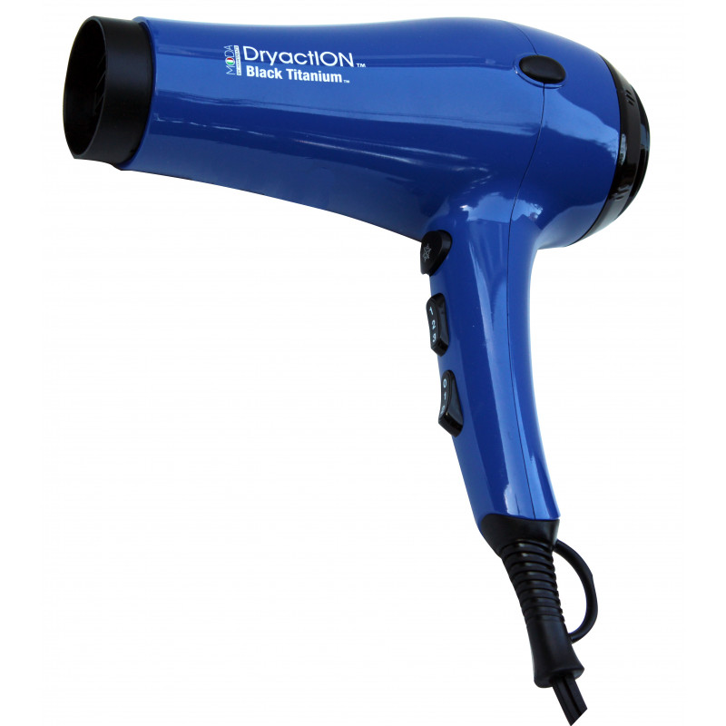 Moda HTMDA-CB Dryaction Titanium Dryer B