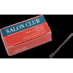 Salon Club SCBP63-BR Brown Bobby Pins 63mm