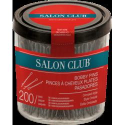 Salon Club SCBP4 Bobby Pin Jar Assorted