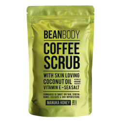Bean Body Manuka Honey Coffee Scrub