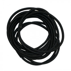 Gold Magic Black Elastic Bands (12) GM-00207