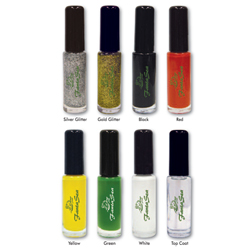 Fantasea FSC-42 Nail Art 8pc Polish Set