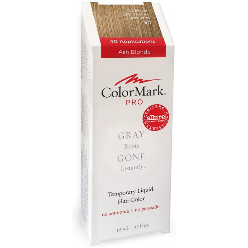 Colormark Ash Blonde..