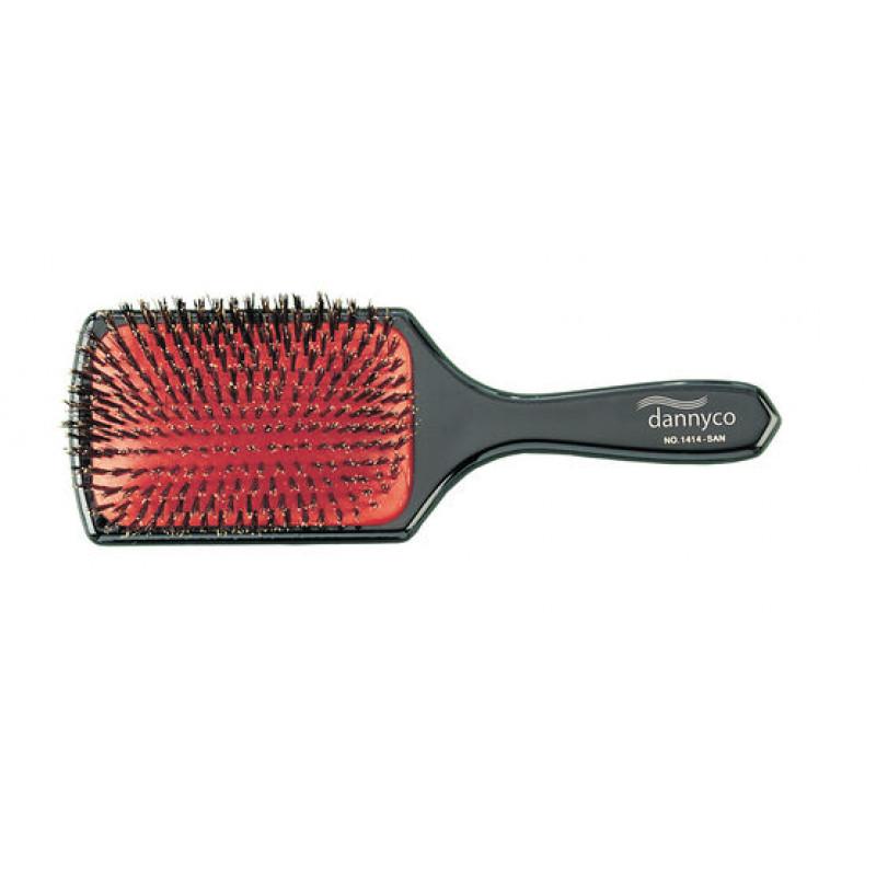 Dannyco 1414SANC Boar Cushion Brush