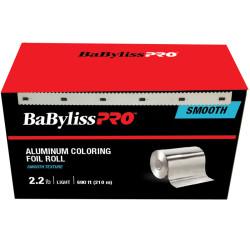 BESFOILJLUCC Smooth Light Silver 2.2lb Foil Roll