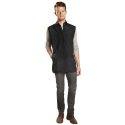 BabylissPro BES320UCC Unisex Zippered Vest Black