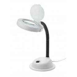 Satin Smooth LTS600 Magnifying Table Lamp *