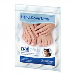 Handsdown 42950C Nail & Cosmetic Pads (240)