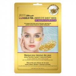 Satin Smooth SSKGFUEM LuxGold Undereye Sheet Mask